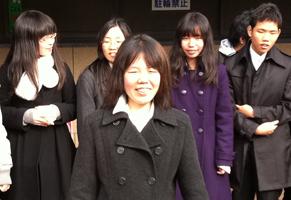 KoriGospelChoir 2011年1月23日同志社創立者永眠の日